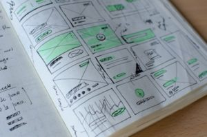 sketch book ux training